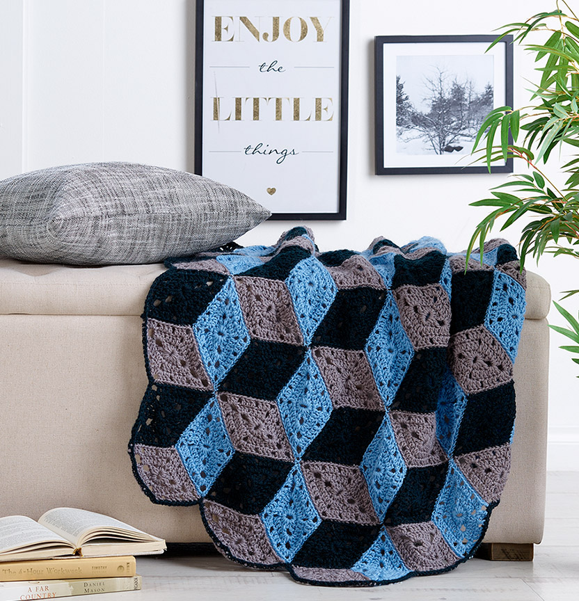 3D Diamond Throw Project