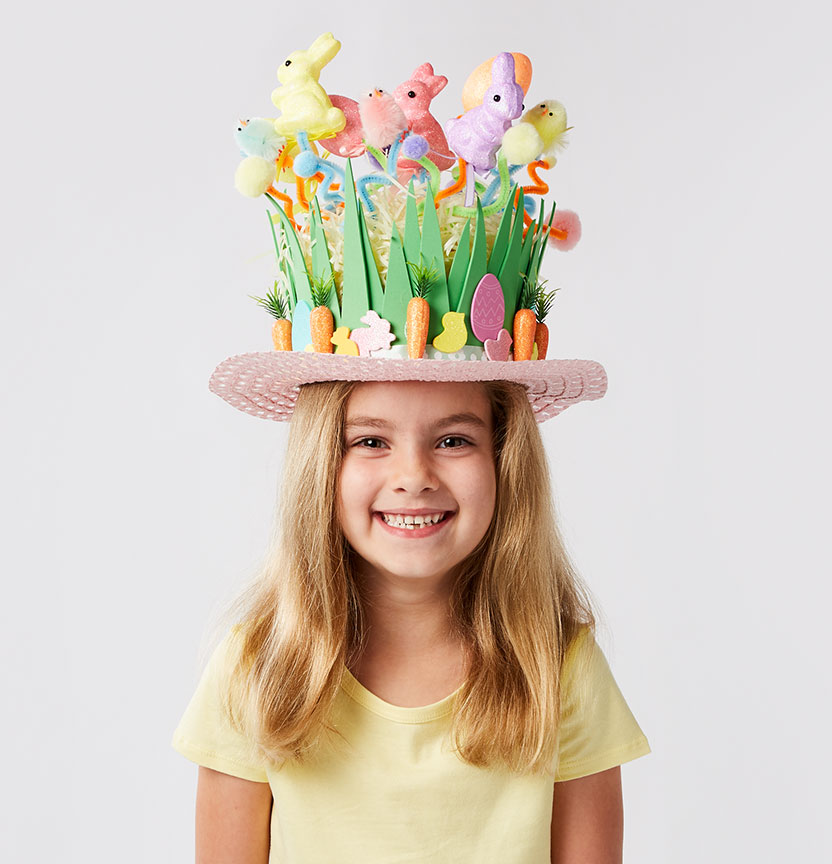 3D Easter Bonnet Project