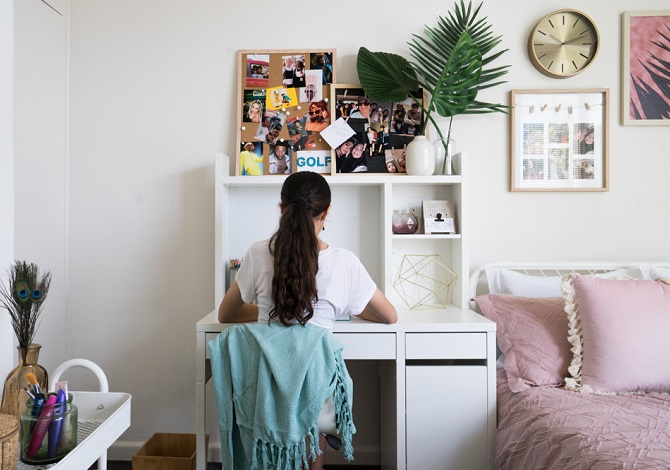 5 ways to (sort of) organise your teen's stuff