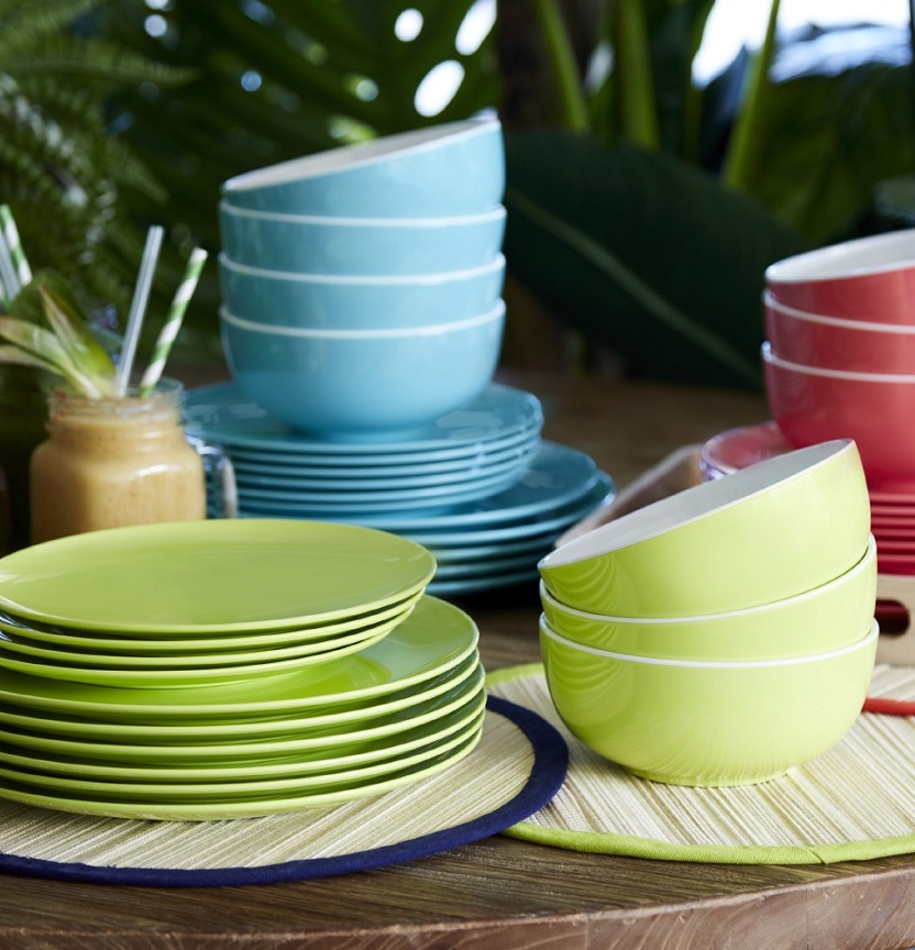 Shop Our Tropical Dining Collection