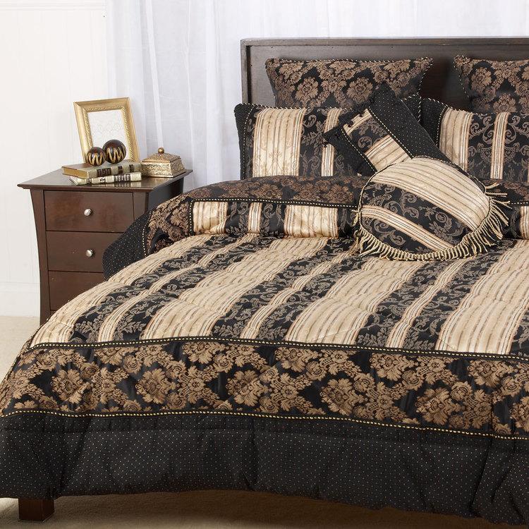 Hyde Park Elizabeth 7 Piece Comforter Set