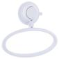 Naleon Super Suction Matte Towel Ring White