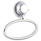 Naleon Super Suction Chrome Towel Ring Chrome