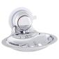 Naleon Super Suction Chrome Soap Dish Chrome