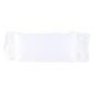 KOO Waffle Weave Inflatable Bath Pillow White One Size Fits Most