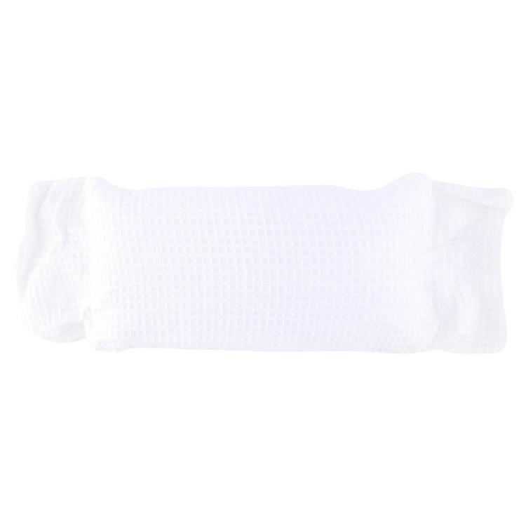 KOO Waffle Weave Inflatable Bath Pillow