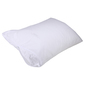 Everyday Value Pack Stain Resistant Pillow Covers 4 Pack White Standard