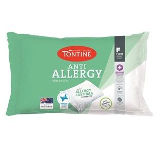 Tontine I'm Allergy Sensitive Firm & High Pillow