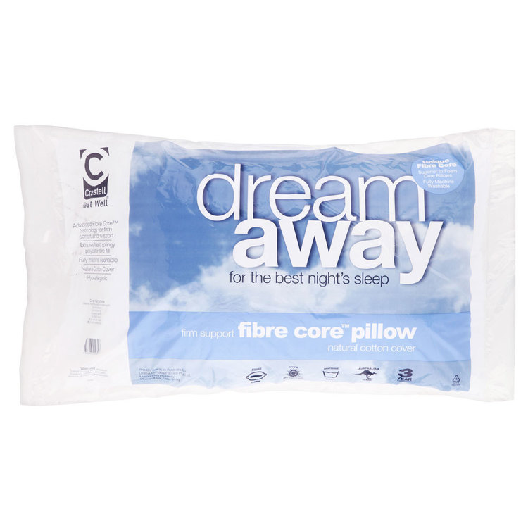 Dream Away Fibre Core Pillow