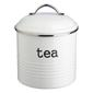 D.Line Colonial Tea Canister White