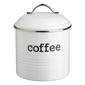 D.Line Colonial Coffee Canister White