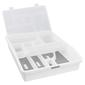 Madesmart Junk Drawer Organiser White