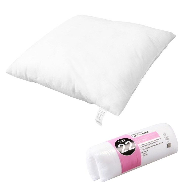 Everyday Cushion Insert White