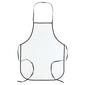 Ladelle PVC Lined Apron Clear