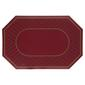 Hexagon PVC Plain Placemat
