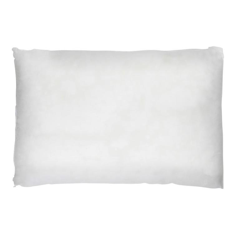Rapee Oblong Cushion Insert White 32 x 52.5 cm
