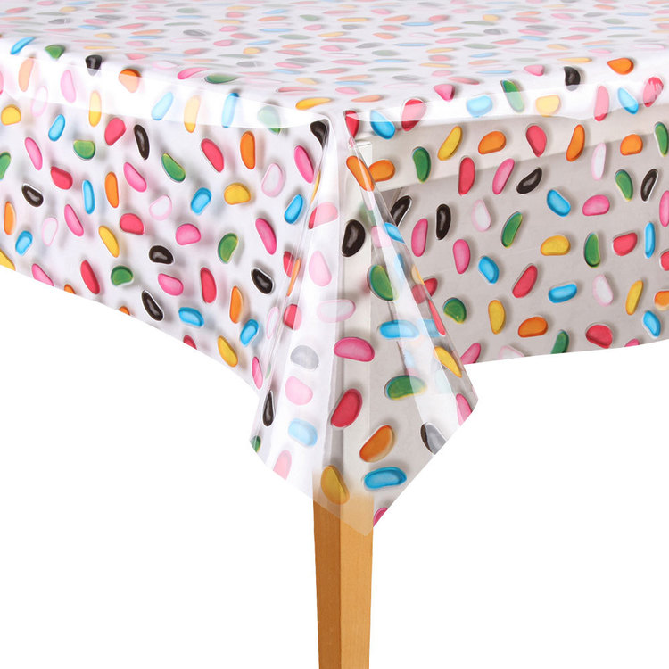 Ladelle Vinyl Painted Jelly Bean By The Metre Jellybean