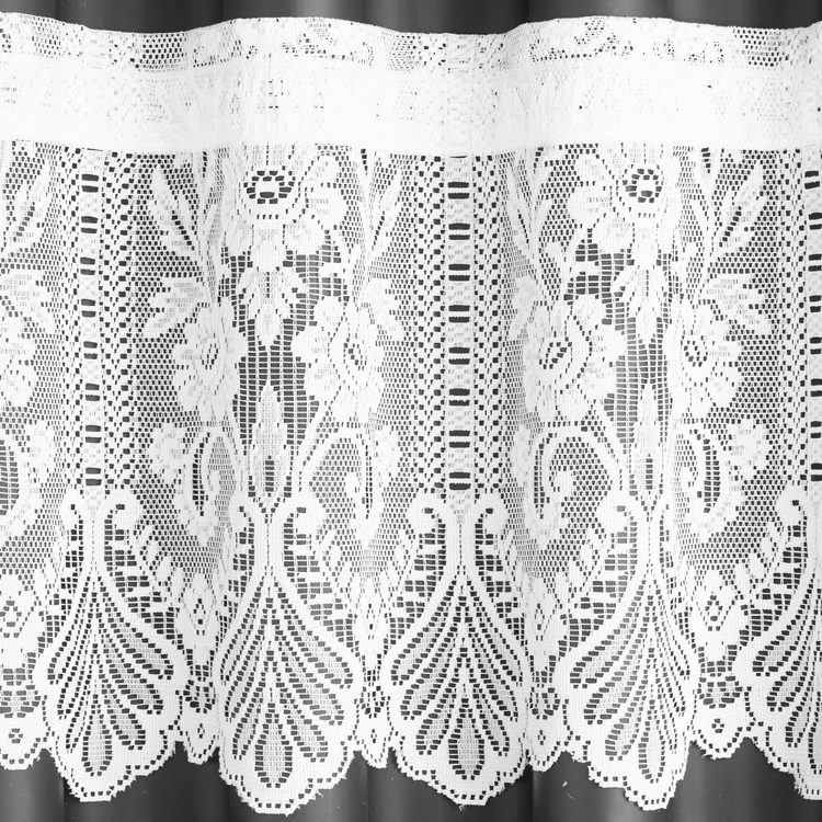 Filigree Tuscany Continuous 40 cm Sheer Valance