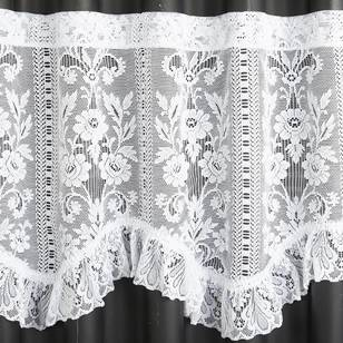 Filigree Tuscany Continuous 60 cm Sheer Valance