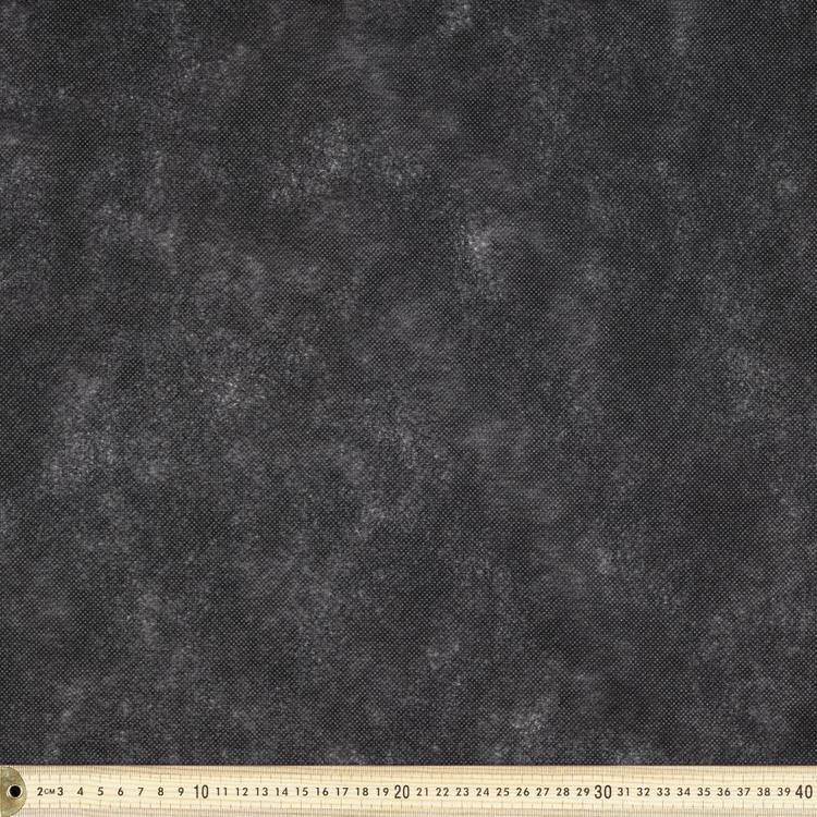 Spun Bonded Fabric Black 90 cm