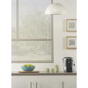 Caprice 25 mm Stone Aluminium Venetian Blind Stone– Everyday Bargain