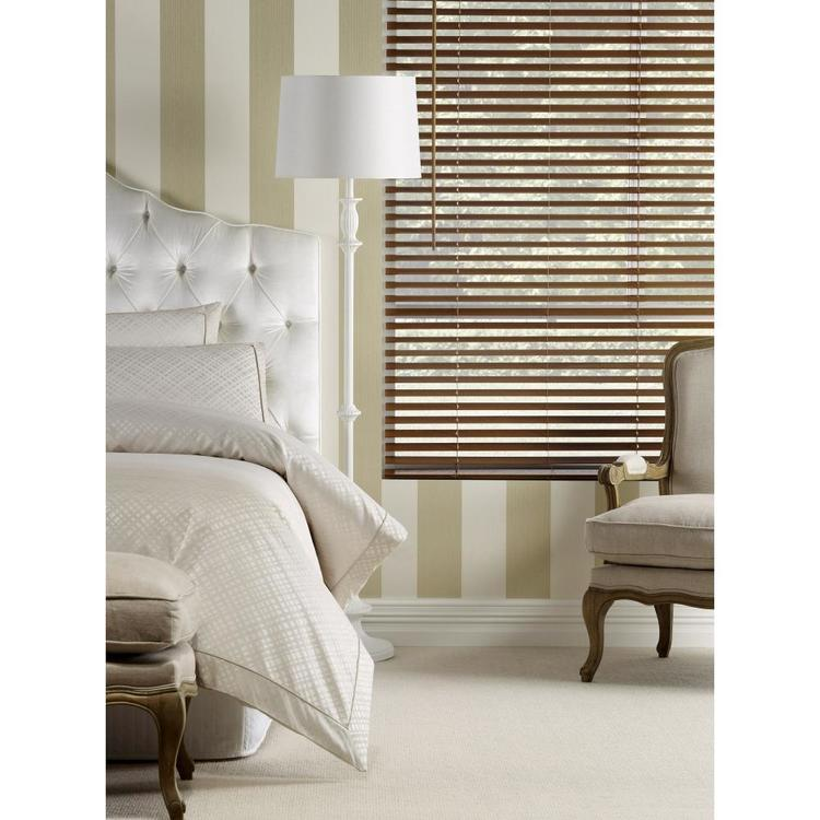 Windowshade 45 mm Golden Oak Timber Venetian Blind