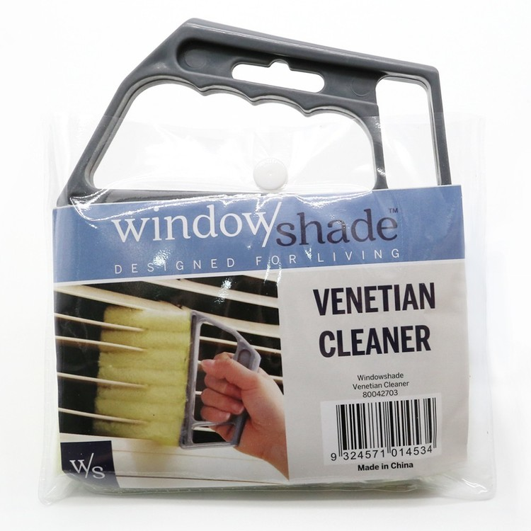 Windowshade Venetian Cleaner White