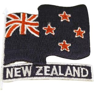 NZ MO20607 Iron On Motif