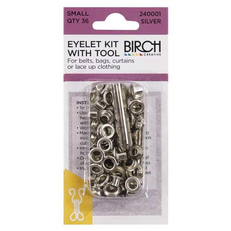 Birch Eyelet Tool Kit
