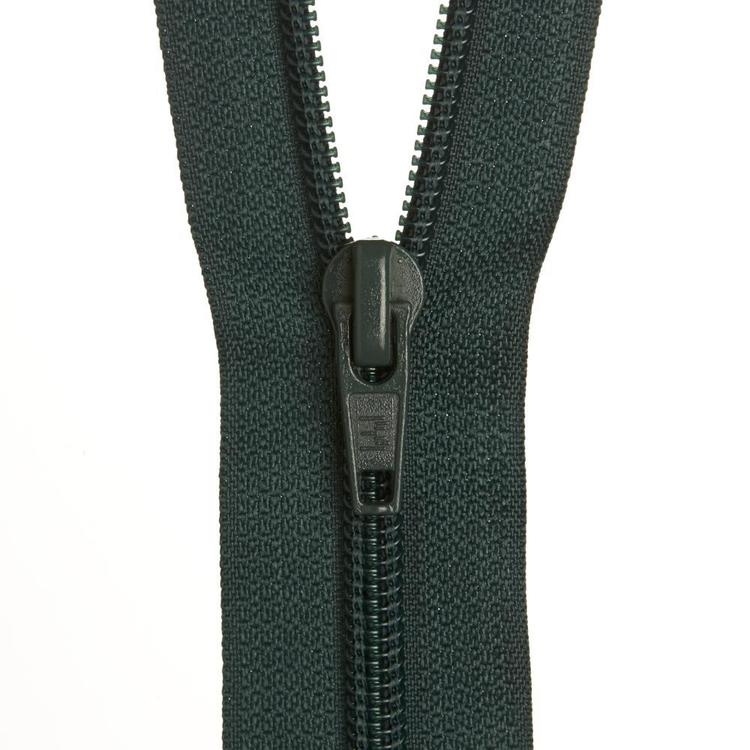 Birch Open-Ended Nylon Zip