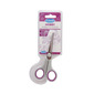 Triumph Hobby General Use Scissors Grey & Purple