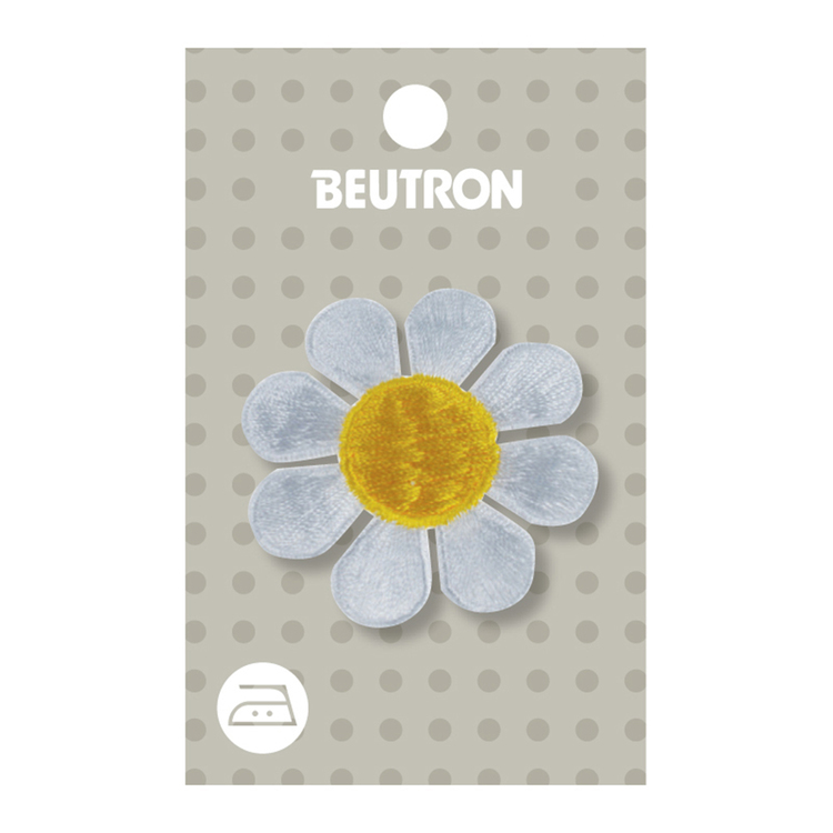 Beutron Medium Daisy Motif