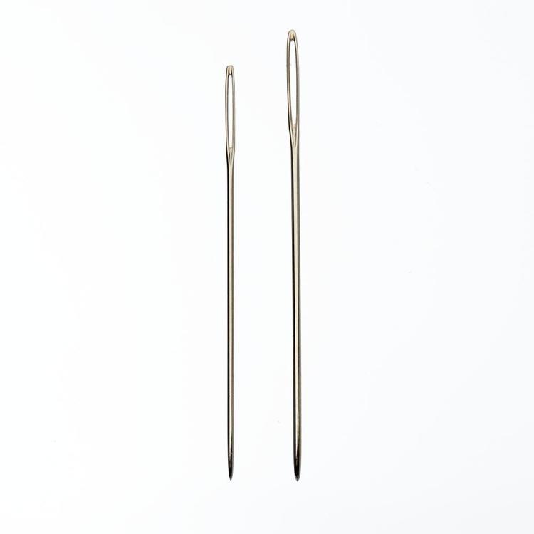 Birch Silver Cross Stitch Needles