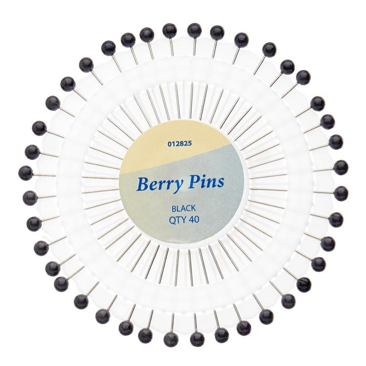 Birch Berry Pins Rose