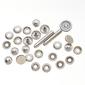 Birch Press Studs With Tool 10 Pack