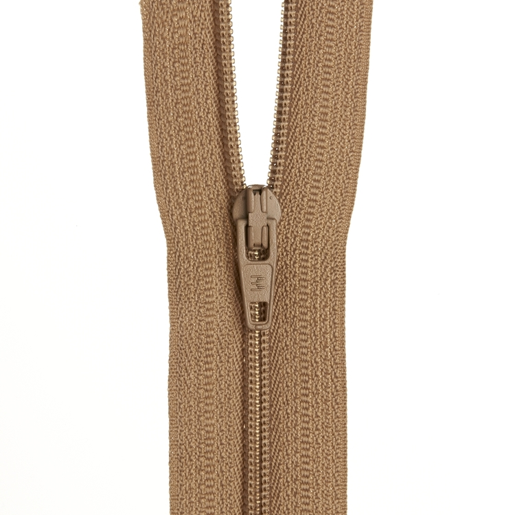 Birch 10 cm Nylon Dress Zip