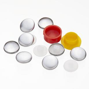 Birch Button Covering Kit 8 Pack