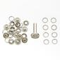 Birch Soft Touch Snap Fastener Kit