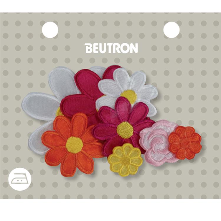 Beutron Flowers Motif