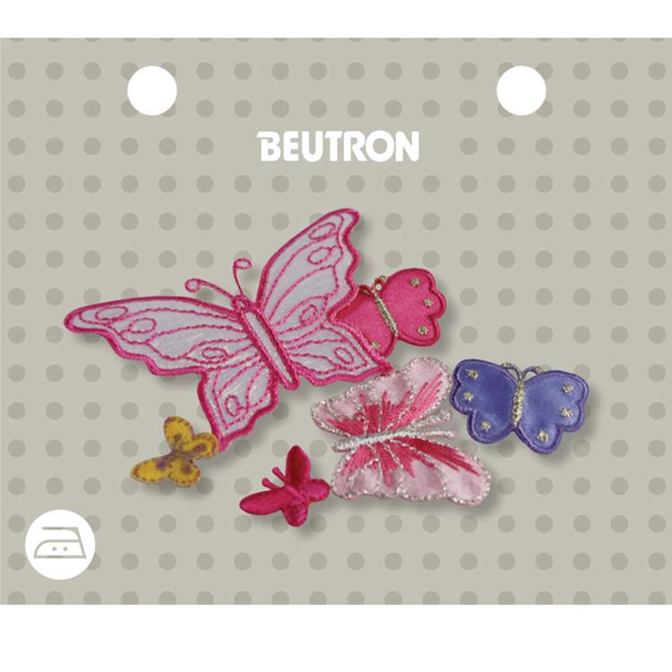 Beutron Butterfly Motif