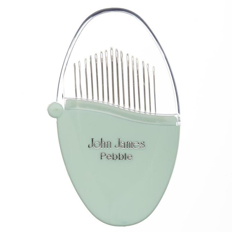 John James Sharps Needles Pebbles