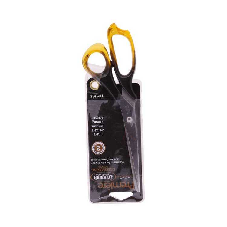 Triumph Premiere Dress Making Scissors Brown 215 mm