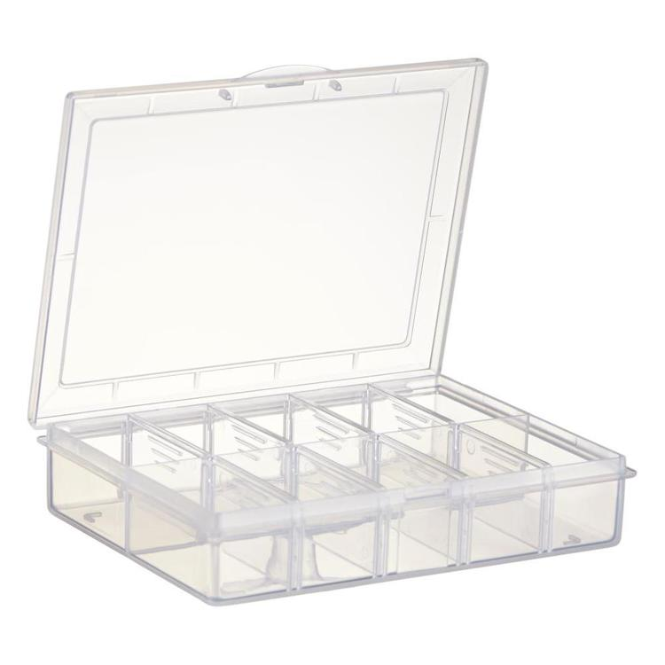 Birch Small Organiser Box