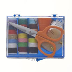 Birch Sewing Kit With Scissors