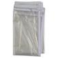 Birch Blanket & Doona Bag With Zip Clear 60 x 90 cm