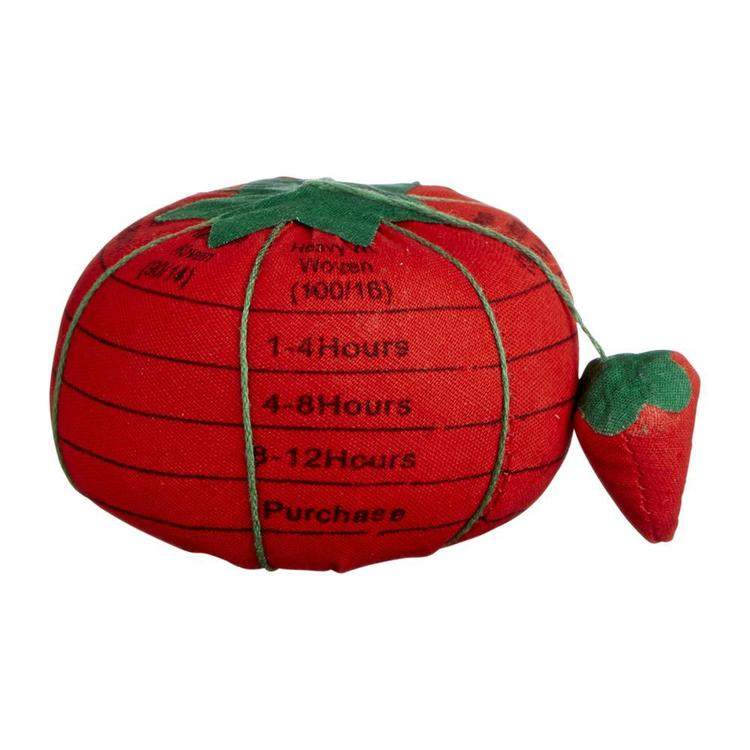Birch Tomato Pin Cushion