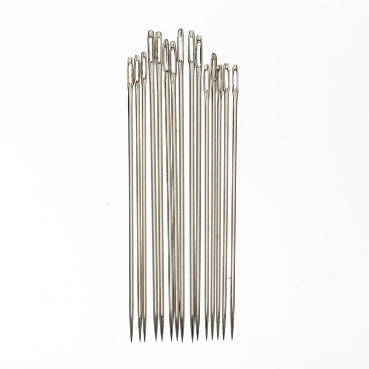Birch Embroidery Needles For Dolls