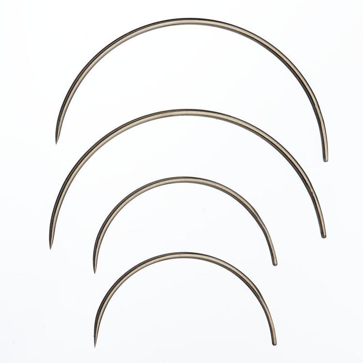 Birch 4 Curved Needles
