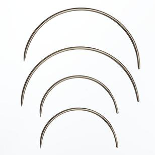 Birch 4 Curved Needles