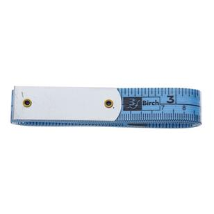 Birch Blue Analogical Tape Measure